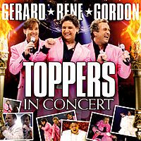 Cover Gerard - Rene - Gordon - Toppers In Concert