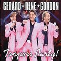 Cover Gerard - Rene - Gordon - Toppers Party!