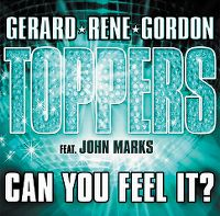 Cover Gerard - Rene - Gordon feat. John Marks - Can You Feel It?