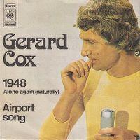 Cover Gerard Cox - 1948