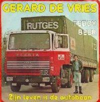 Cover Gerard de Vries - Teddybeer