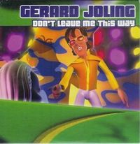 Cover Gerard Joling - Don't Leave Me This Way