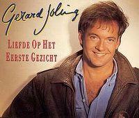 Cover Gerard Joling - Liefde op het eerste gezicht