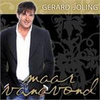 Cover Gerard Joling - Maar vanavond