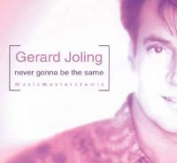 Cover Gerard Joling - Never Gonna Be The Same