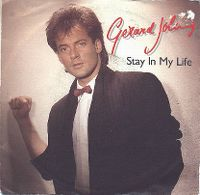 Cover Gerard Joling - Stay In My Life