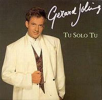 Cover Gerard Joling - Tu solo tu