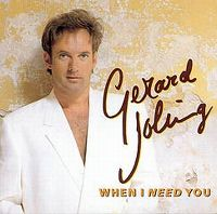 Cover Gerard Joling - When I Need You