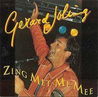 Cover Gerard Joling - Zing met me mee