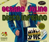 Cover Gerard Joling feat. The Trammps - Disco Inferno