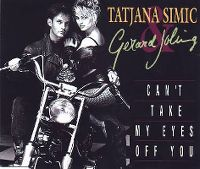 Cover Gerard Joling & Tatjana Simic - Can't Take My Eyes Off You