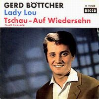 Cover Gerd Böttcher - Lady Lou