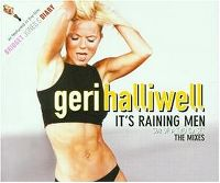 Cover Geri Halliwell - It's Raining Men