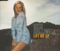 Cover Geri Halliwell - Lift Me Up