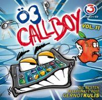 Cover Gernot Kulis - Ö3 Callboy Vol. 11