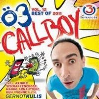 Cover Gernot Kulis - Ö3 Callboy Vol. 12 - Best Of 2011