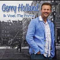 Cover Gerry Holland - Ik voel me prima