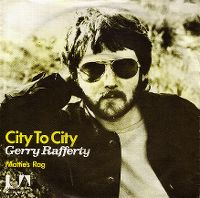 Cover Gerry Rafferty - City To City