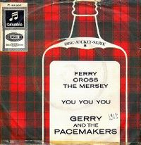 Cover Gerry & The Pacemakers - Ferry 'Cross The Mersey