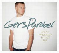 Cover Gers Pardoel - Deze wereld is van jou