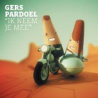 Cover Gers Pardoel - Ik neem je mee