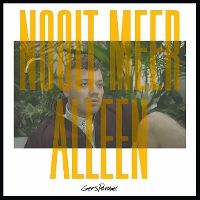 Cover Gers Pardoel - Nooit meer alleen