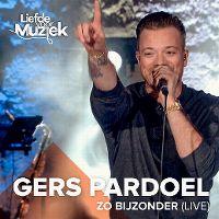 Cover Gers Pardoel - Zo bijzonder (Live)
