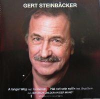 Cover Gert Steinbäcker - A langer Weg / Hat net sein soll'n