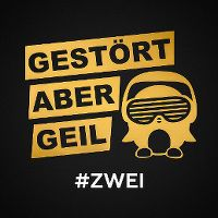 Cover Gestört aber GeiL - #Zwei