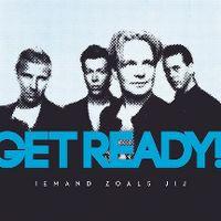 Cover Get Ready! - Iemand zoals jij