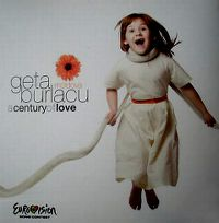 Cover Geta Burlacu - A Century Of Love