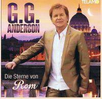Cover G.G. Anderson - Die Sterne von Rom