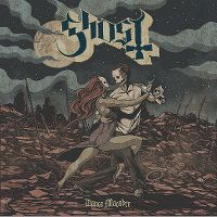 Cover Ghost - Dance Macabre