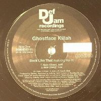 Cover Ghostface Killah feat. Ne-Yo & Kanye West - Back Like That