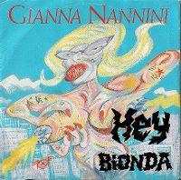 Cover Gianna Nannini - Hey bionda