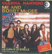 Cover Gianna Nannini - Io e Bobby McGee