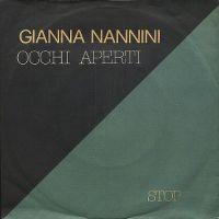 Cover Gianna Nannini - Occhi aperti