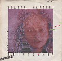 Cover Gianna Nannini - Primadonna