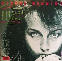 Cover Gianna Nannini - Ragazzo dell'Europa