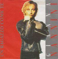 Cover Gianna Nannini - Un ragazzo come te