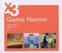 Cover Gianna Nannini - Una radura... / California / G.N.