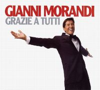 Cover Gianni Morandi - Grazie a tutti