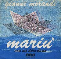 Cover Gianni Morandi - Mariù