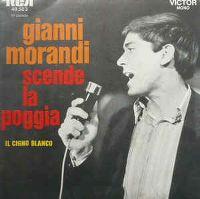 Cover Gianni Morandi - Scende la pioggia