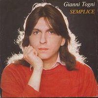 Cover Gianni Togni - Semplice