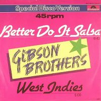 Cover Gibson Brothers - Better Do It Salsa
