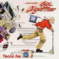 Cover Gigi D'Agostino - Tecno fes Vol. 2