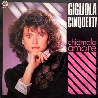Cover Gigliola Cinquetti - Chiamalo amore
