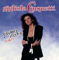 Cover Gigliola Cinquetti - Giovane vecchio cuore