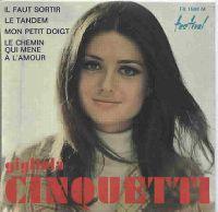 Cover Gigliola Cinquetti - Il faut sortir